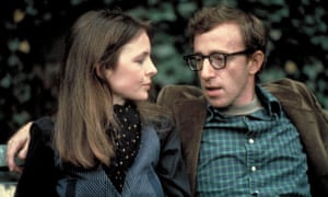 'Annie Hall is firmly rooted in late 1970s New York but its themes concerning human relationships are universal' ... Diane Keaton and Woody Allen.