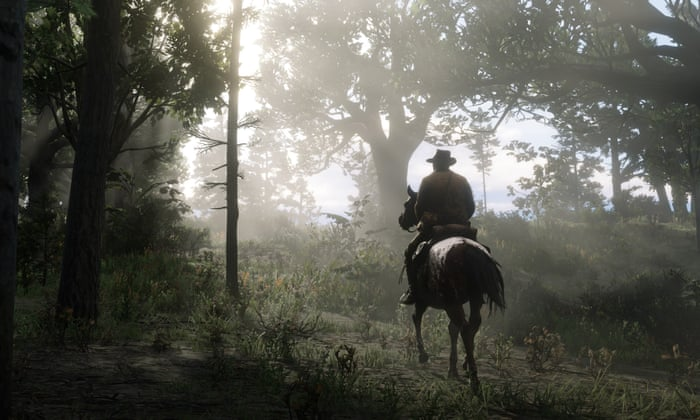 All the pretty horses: how Red Dead Redemption 2's majestic steeds