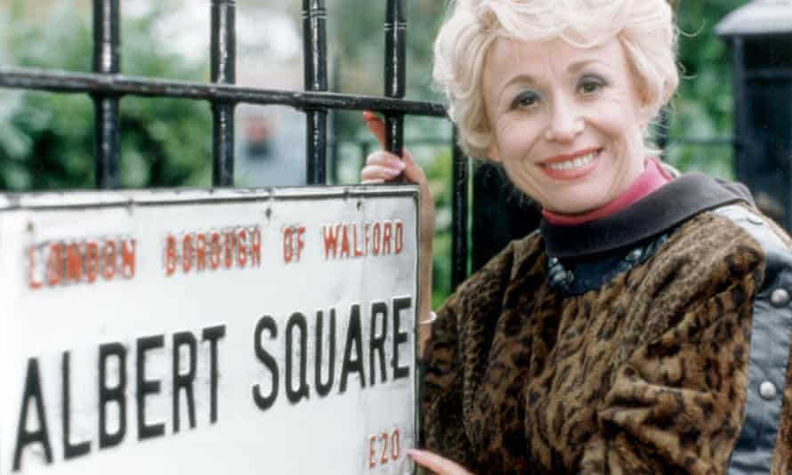 Barbara Windsor in Albert Square
