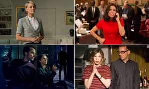 Series finales of House of Cards, Veep, Portlandia and The Americans will be airing in 2018.