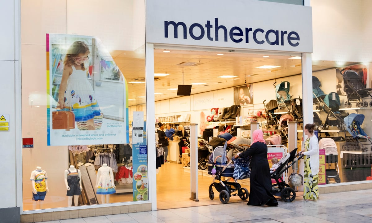 mothercare online shopping