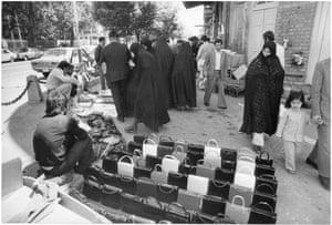 Handbags for sale, Tehran