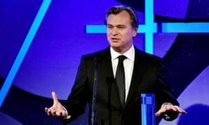 Christopher Nolan, January 2015.