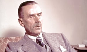 Adorno's co-author ... Thomas Mann.