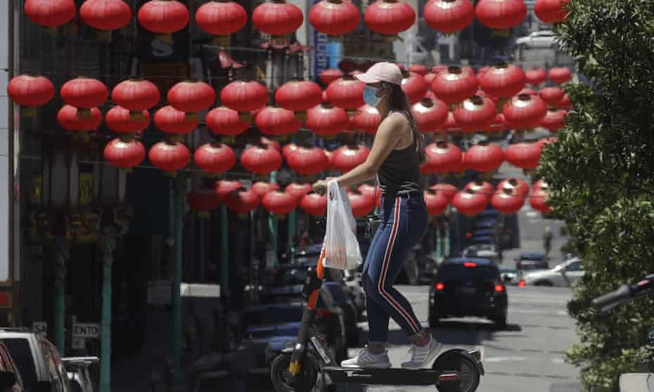 San Francisco's Chinatown has felt the impact of Covid even deeper than most, due to the neighborhood's heavy reliance on tourism and foot traffic.