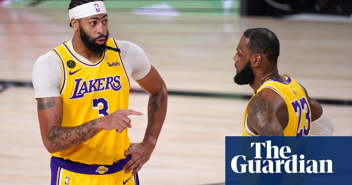 Davis shines again as LA Lakers edge Nuggets to move to brink of NBA finals