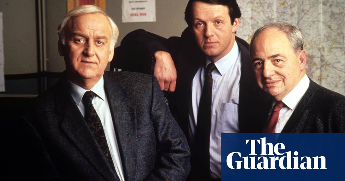 Inspector Morse voted No 1 theme song in poll of TV and music fans