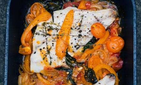 Nigel Slater's summer vegetables recipes