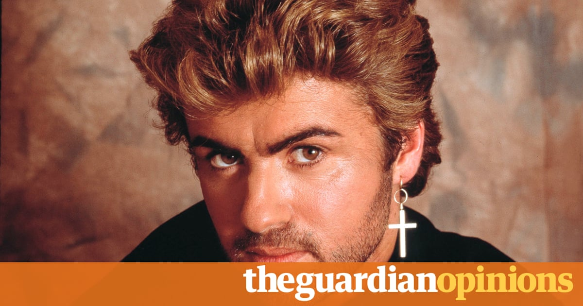 Last Christmas we lost George Michael. Now hes an unlikely beacon of hope