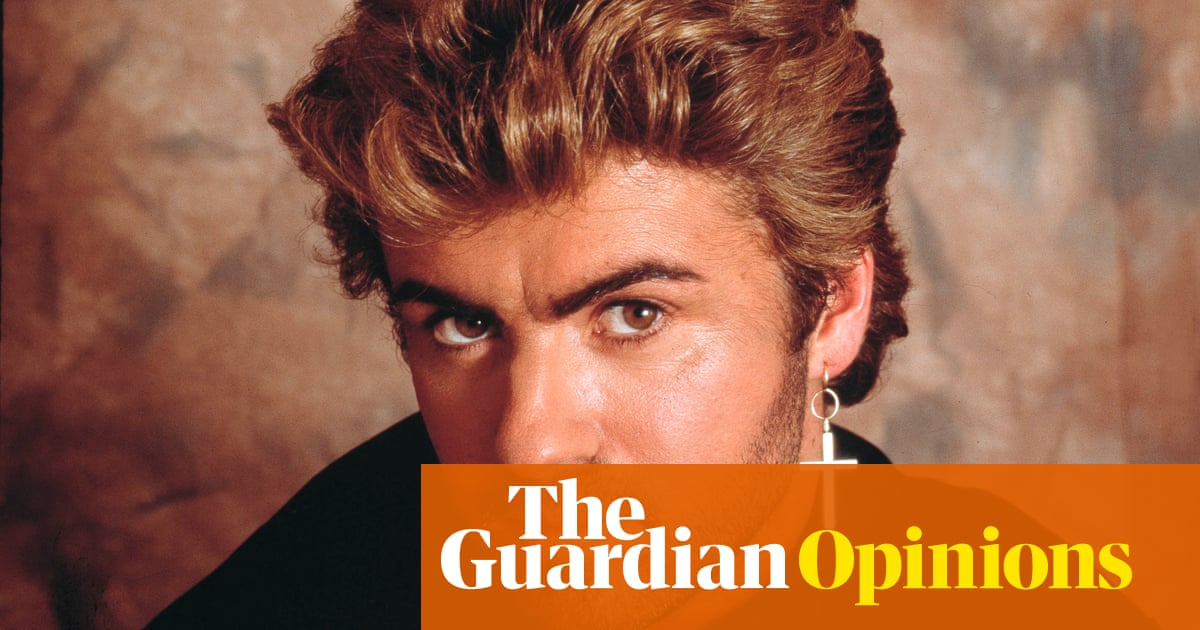 Last Christmas we lost George Michael. Now he\'s an unlikely beacon ...