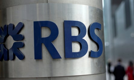 Royal Bank of Scotland, 70% of which is still owned by the taxpayer.