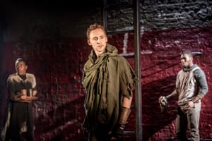 Tom Hiddleston in Josie Rourke's production at the Donmar in 2013.