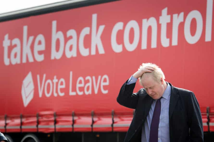 The Leave campaign emphasised the need to reclaim our sovereignty