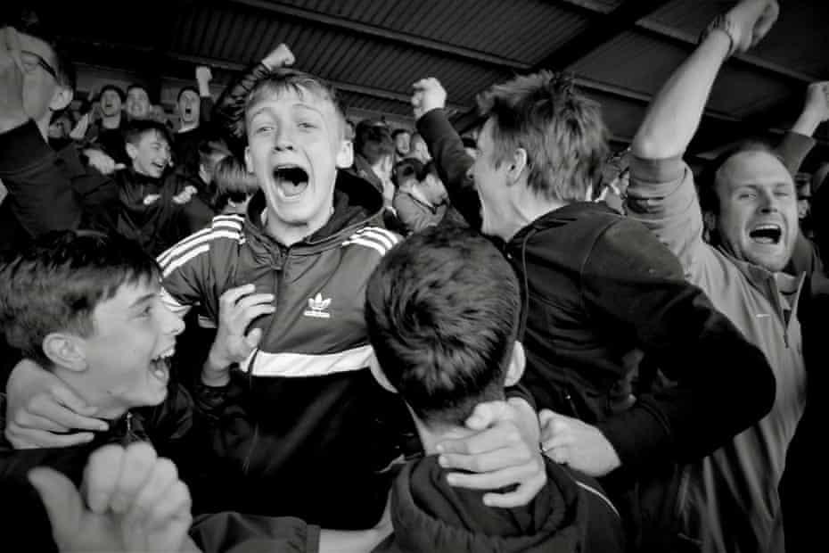 The joy of a goal