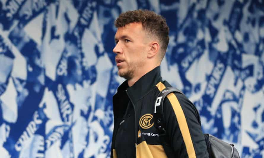 Ivan Perisic joined Inter in 2015.