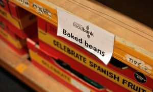 Many food banks have been experiencing shortages this summer.