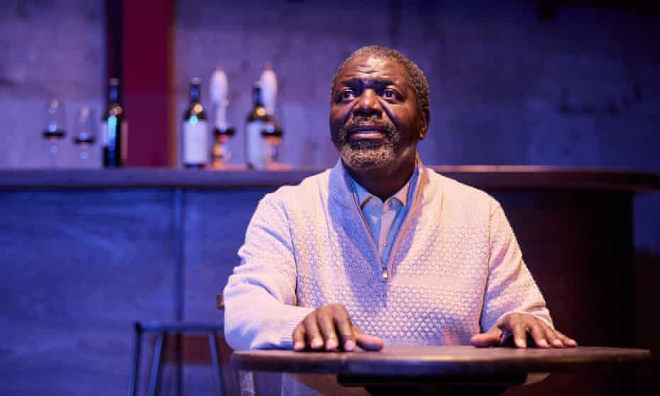 David Webber in A Place for We by Archie Maddocks at Park theatre, London.