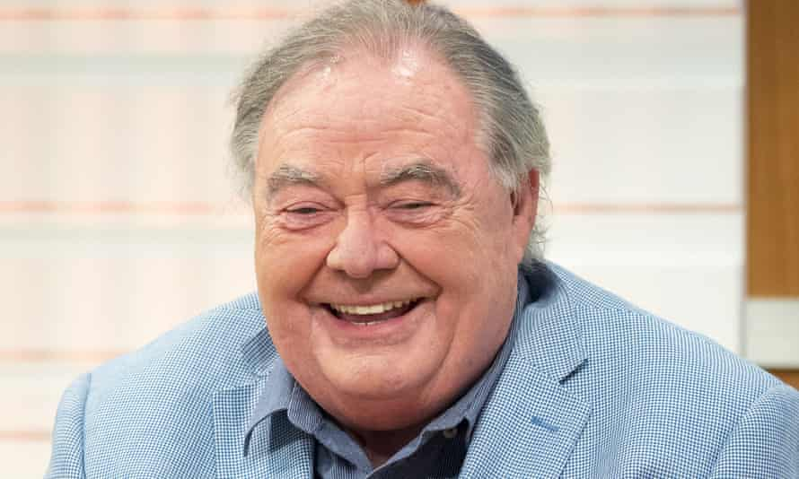 Eddie Large, who found huge fame in the 1970s and 80s.
