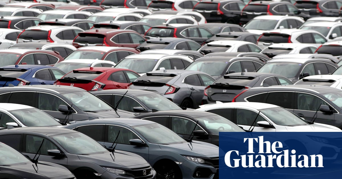 Boss Of One Of Uk S Biggest Car Dealers Quits Three Months Into Job