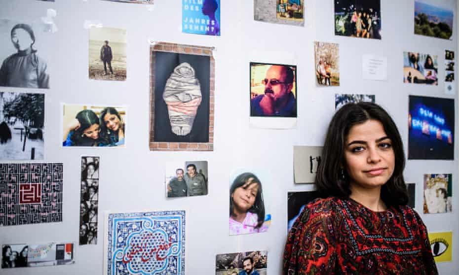 Wafa Mustafa … 'Losing my dad was like losing a part of my soul.'