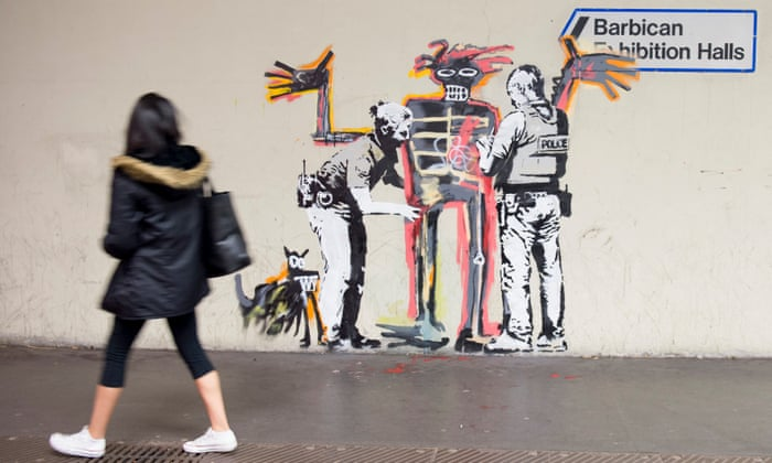 Banksy auction stunt leaves art world in shreds | Art and
