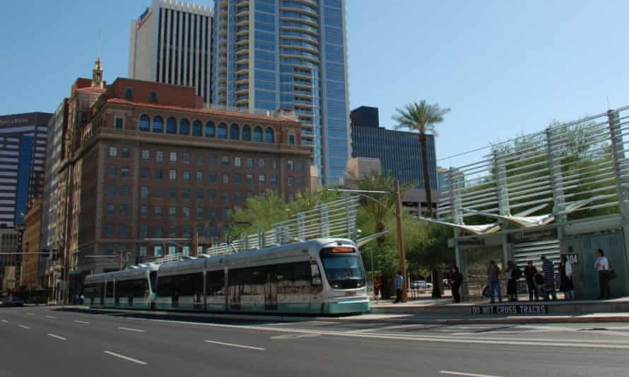Business and property owners along the planned expansion into south Phoenix criticized the plan.