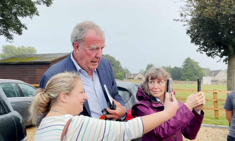 Jeremy Clarkson has opened a shop on the back of his popular reality show Clarkson's Farm.