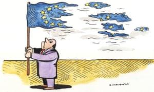 Andrzej Krauze illustration for Nougayrede 26.2.16