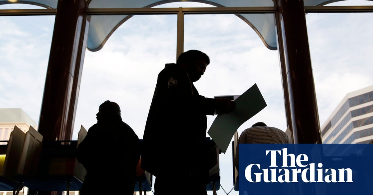 Revealed: Wisconsin's black and student populations at highest risk of voter purges – The Guardian