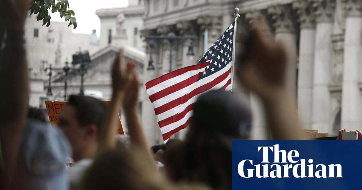 'Tyranny': US rightwingers portray nightmare vision of Australia's Covid response