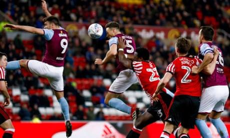 Aston Villa's Grabban and Chester pile more misery on Sunderland