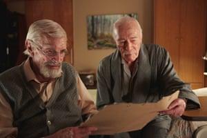 Remember directed by Atom Egoyan, starring Academy Award winners Christopher Plummer and Martin Landau