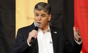 Sean Hannity said his dealings with Cohen involved 'occasional discussions with him for his input and perspective'.