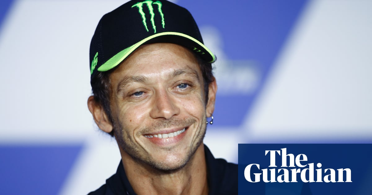 Nine-times champion Valentino Rossi to retire at end of MotoGP season