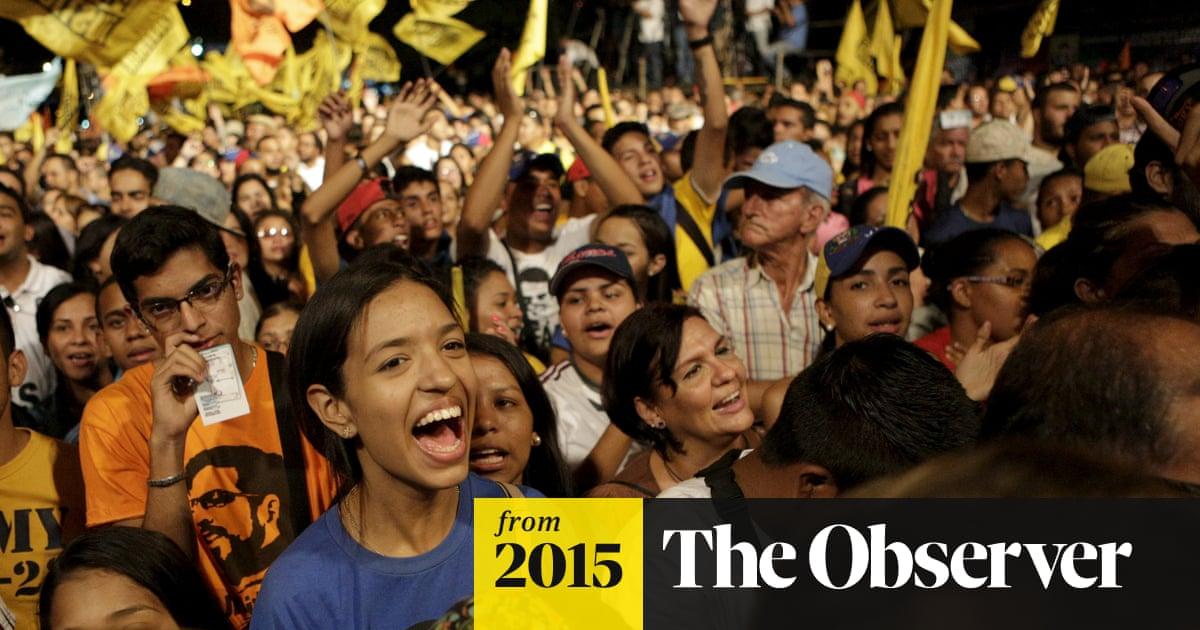 Venezuelan Scientist Offers Reality >> Venezuela S High Life Elite Hope Hard Hit Poor Will Abandon
