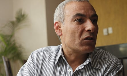 Universal concerns … Muhsin al-Ramli.