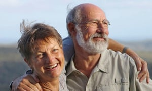 Richard Green and his wife Carolyn, believed to be among those who died in the helicopter crash in the Hunter region.