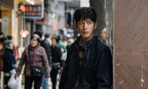 Simmering emotions and secrets ... Jing Boran in The Shadow Play
