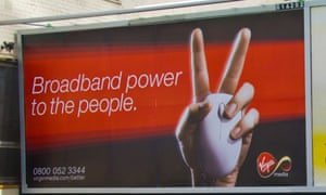 Virgin Media has asked the ASA to crack down on other companies' false broadband speed claims.