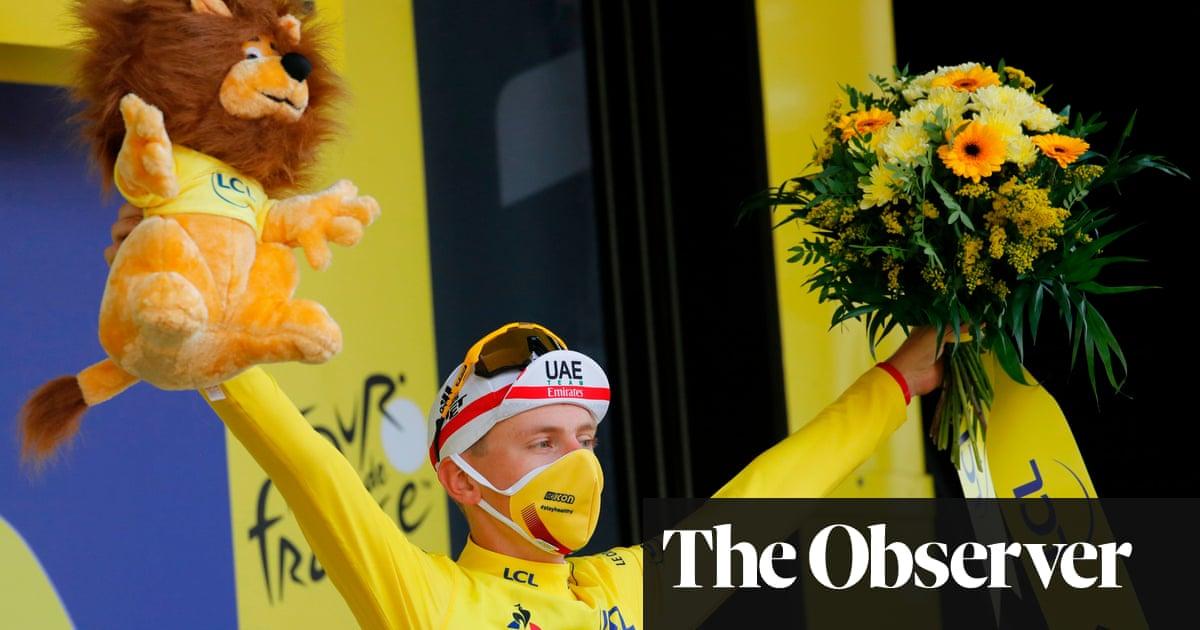 Tadej Pogacar set to win Tour de France after stunning Primoz Roglic