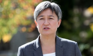 Penny Wong says the Timor-Leste oil revenue issue 'would have to wait for consideration after the election'
