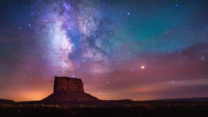 Monument Stars, Monument Valley, US