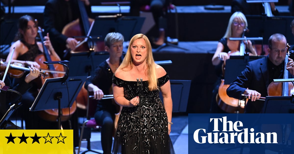 Proms: BBCSSO/Volkov review – Brisk and beautiful Beethoven but Lewis premiere is hard to like