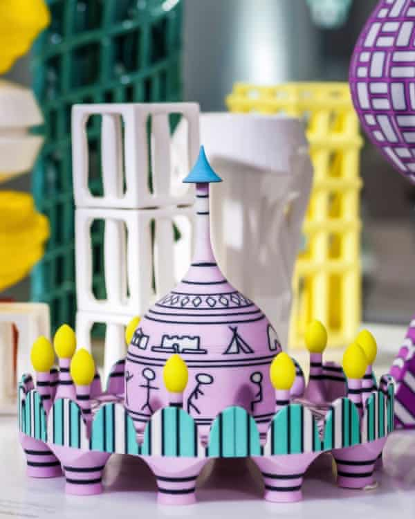 Adam Nathaniel Furman's ceramics.