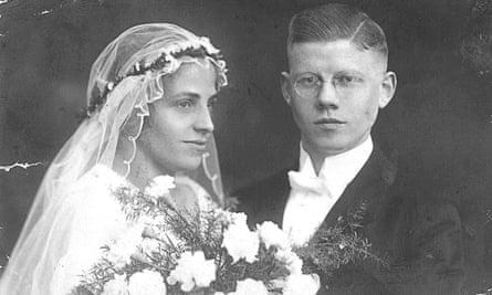 Geraldine Schwarz's grandparents.