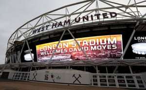 David Sullivan says West Ham are pushing for the London Stadium to look and feel more like home but feels the ground move was justified. 'When players come to look at West Ham, they look at where you play.'