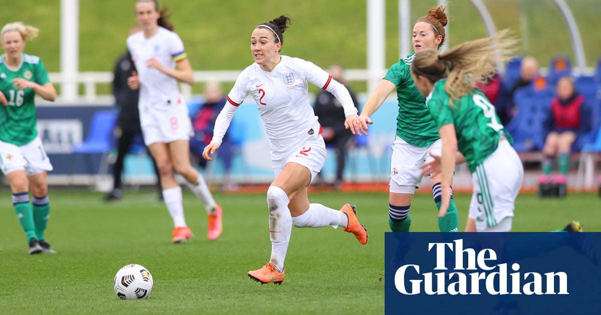 Resurgent Bronze and clever Toone shine as England enjoy more freedom | Suzanne Wrack