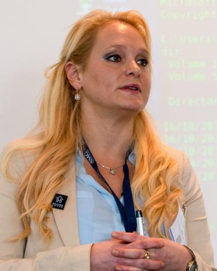 Jennifer Arcuri.