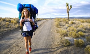 Reese Witherspoon as Cheryl Strayed in the 2014 film version of Wild.