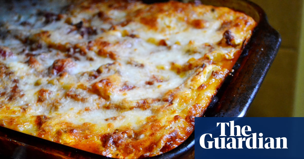 How to eat: lasagne | Food | The Guardian